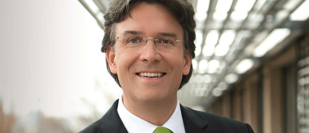 Frank Fischer ist Fondsmanager und Investmentchef von Shareholder Value|© Shareholder Value