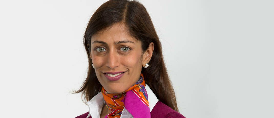 Maya Bhandari managt den Threadneedle Global Multi Asset Income (ISIN: LU1297908730) | © Columbia Threadneedle