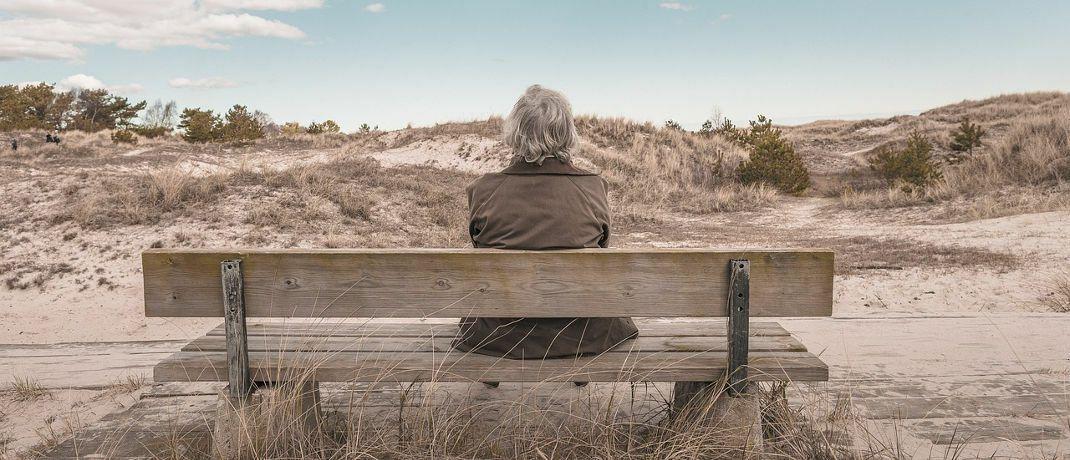 Trostlose Aussichten: Frauen müssen im Rentenalter mit deutlich weniger Einkommen rechnen als ihre männlichen Mitrentner. © Free-Photos / Pixabay