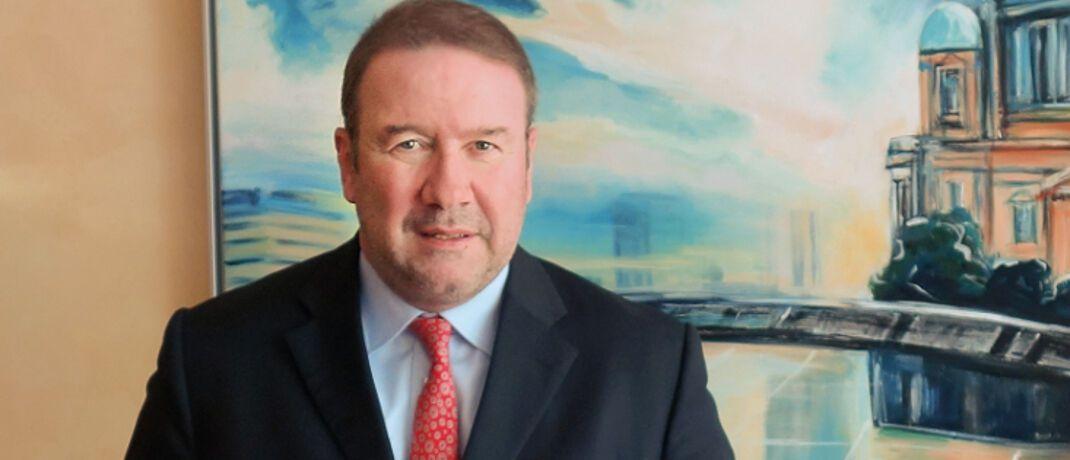 Rainer M. Jacobus: Der Vorstandsvorsitzende der Berliner Ideal Versicherungsgruppe ist Aufsichtsratsvorsitzender der Maklerpools BCA aus Oberursel.|© BCA