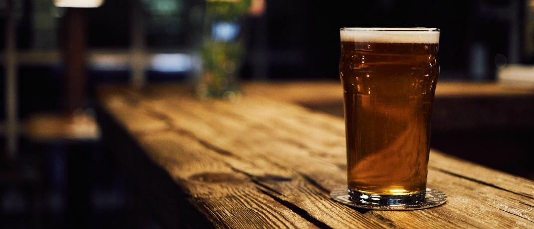 Prozente im Pub (Symbolbild): Die Anleihe der britischen Pub-Kette Stonegate Pubs tauchte Ende 2018 in den Xaia-Portfolios auf.|© mnm.all / Unsplash.com