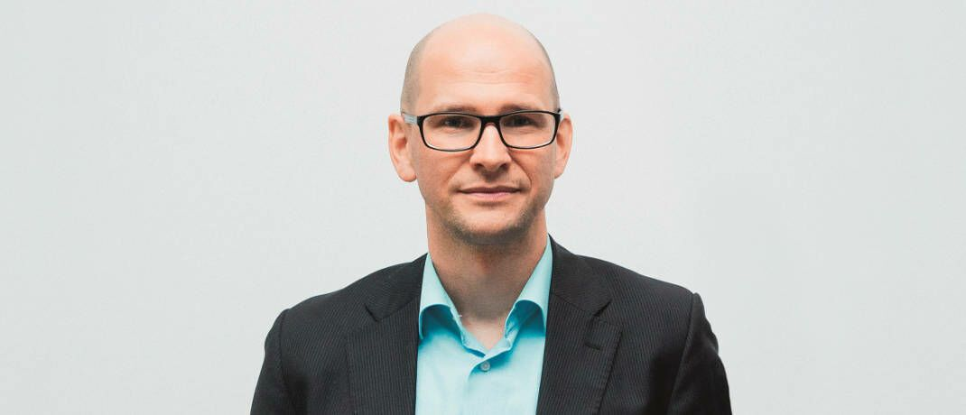 Redakteur Andreas Harms hat den Gedanken an eine hohe gesetzliche Rente fallengelassen. © Kasper Jensen