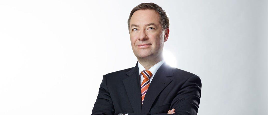 Wirbt für alternative Mischfonds: Arne Sand, Portfoliomanager und Geschäftsführer von Smart-Invest in Stuttgart.|© Smart-Invest