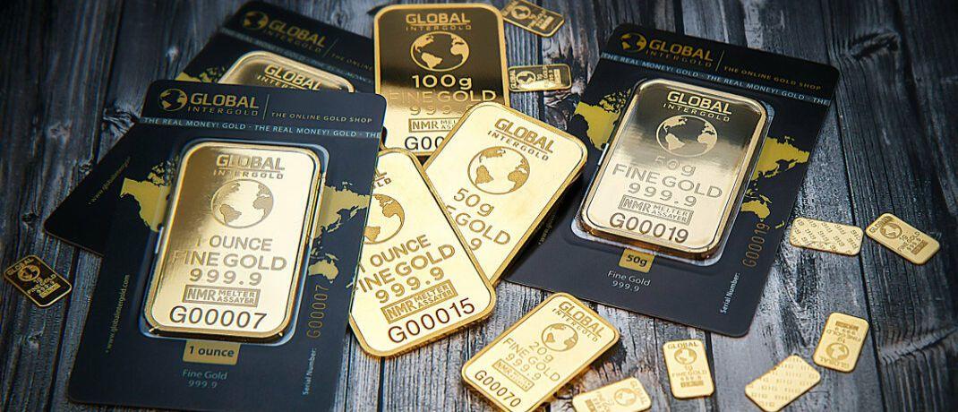 Goldplättchen zu je einer Unze: Der Goldhändler PIM Gold hat Insolvenzantrag gestellt.|© Pexels