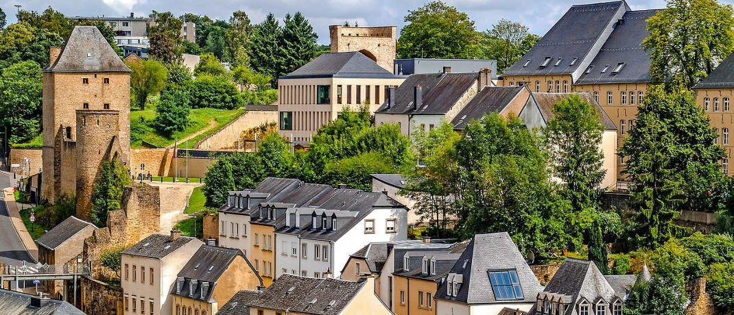 Luxemburg Stadt im Großherzogtum Luxemburg: In der Fondshochburg hat Franklin Templeton nun eine neue Plattform gegründet.