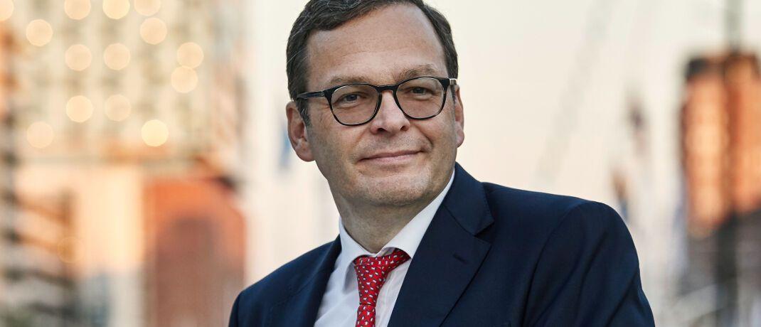 Marcus Vitt ist Vorstandssprecher von Donner & Reuschel. |© Donner & Reuschel