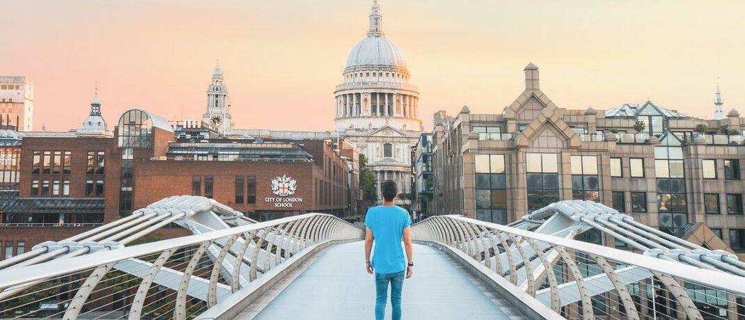 Das Millennium Bridge House in London, Hauptsitz von Merian Global Investors: Die Vermögensverwaltung übernimmt die Mischfonds-Sparte von Kestrel Investment Partners.