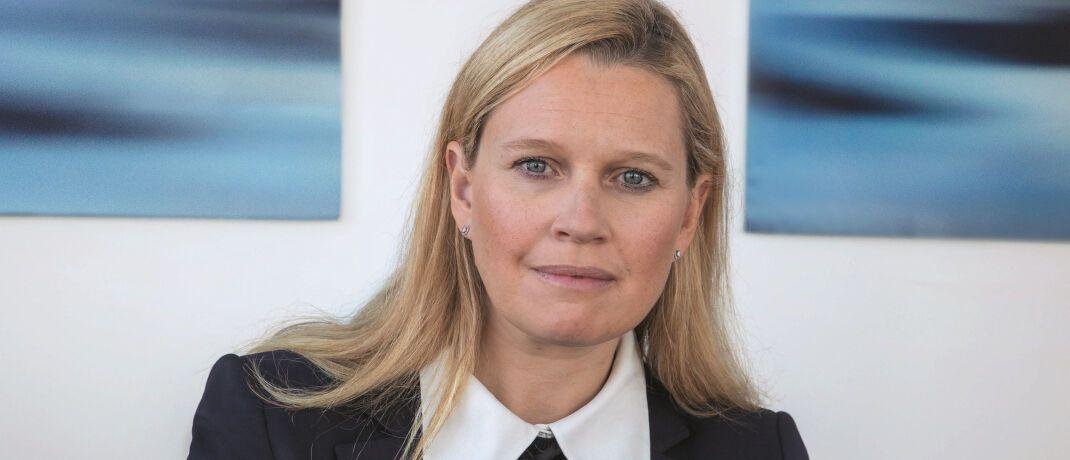 Fannie Wurtz ist die Geschäftsführerin für Amundi ETF, Indexing & Smart Beta.|© Amundi