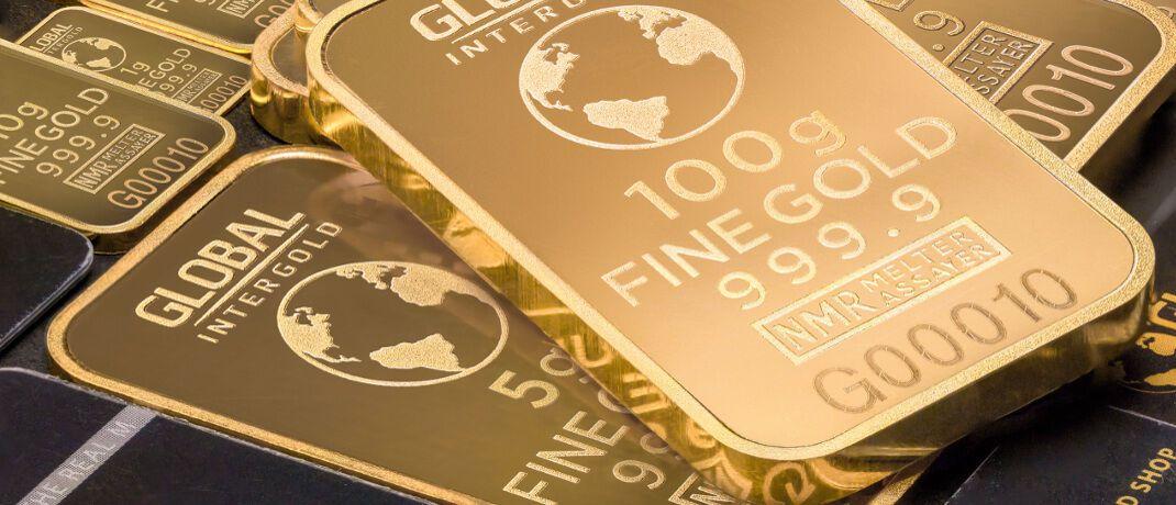 Goldbarren. Im Anlagebetrugsfall um Edelmetall-Anbieter PIM-Gold muss sich auch die Bafin Vorwürfe gefallen lassen.