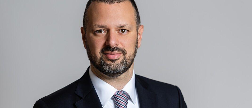 Unterstützt neuerdings Mirko Siepmann im Vorstand des Haftungsdachs BN & Partners Capital: Konstantinos Liolis.|© BN & Partners Capital