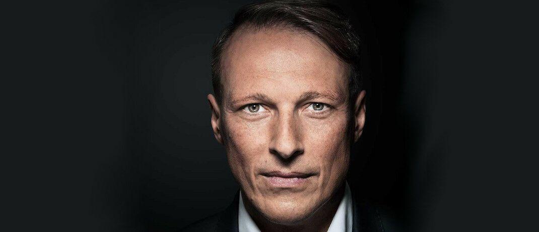 Holger Fuchs will sich künftig neuen Projekten widmen.|© Deutsche Finance Group