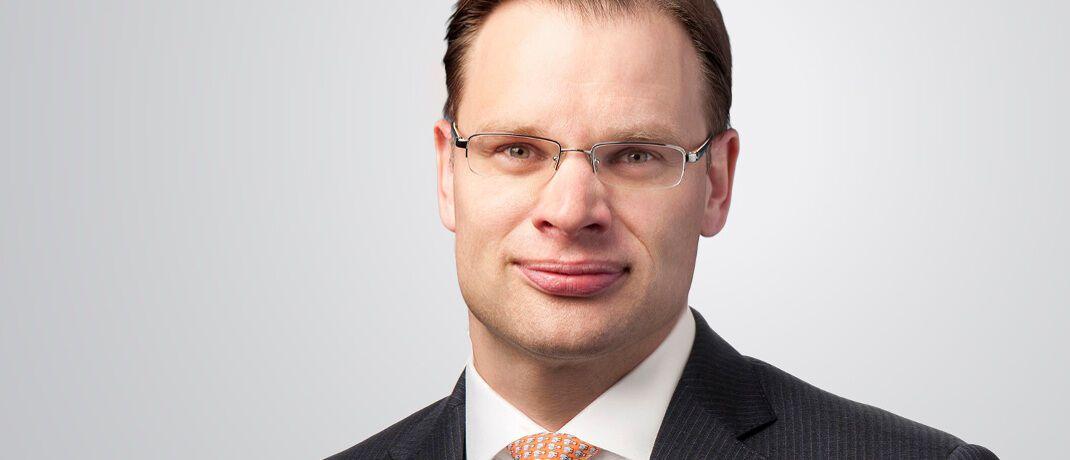 Frank Witt verantwortet Pimcos Vertrieb in der Dach-Region, den Benelux-Ländern und Skandinavien.|© Pimco
