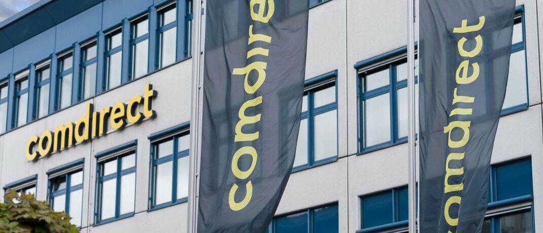 Zentrale der Comdirect in Quickborn: Die Direktbanktochter der JDC nutzt im Versicherungsgeschäft Technik von JDC.|© Comdirect