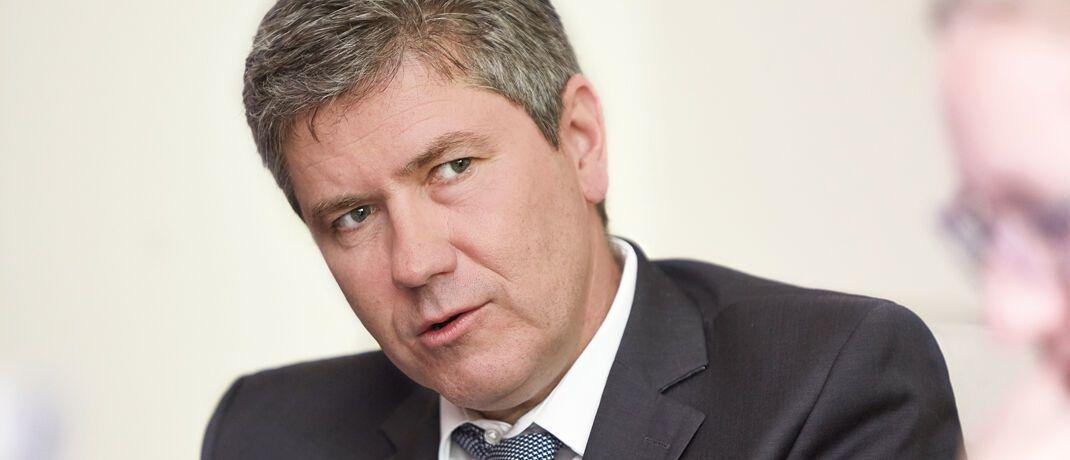 Adalbert Freiherr von Uckermann war seit Oktober 2011 Geschäftsführer von HQ Trust. |© Piotr Banczerowski