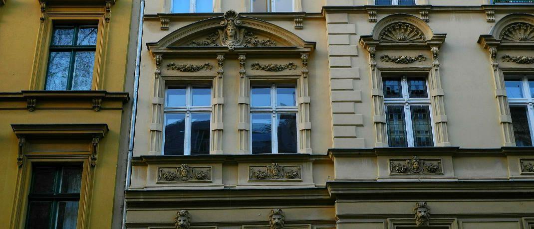 Hausfassade in Berlin: Wird der Mietendeckel zum Vorbild für andere Bundesländer? © Pixabay