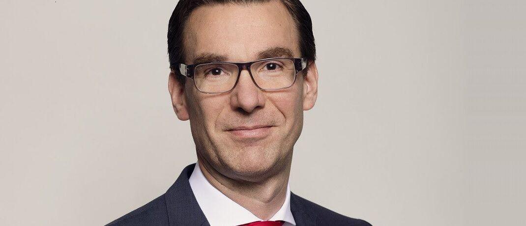Tritt neu als Geschäftsführer bei Acatis an: Thomas Bosch.
