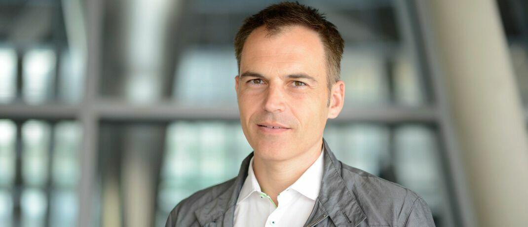 Gerhard Schick: Der Grünen-Politiker will mit dem Verein Finanzwende unter anderem den Verbraucherschutz fördern.|© Bündnis 90/Die Grünen