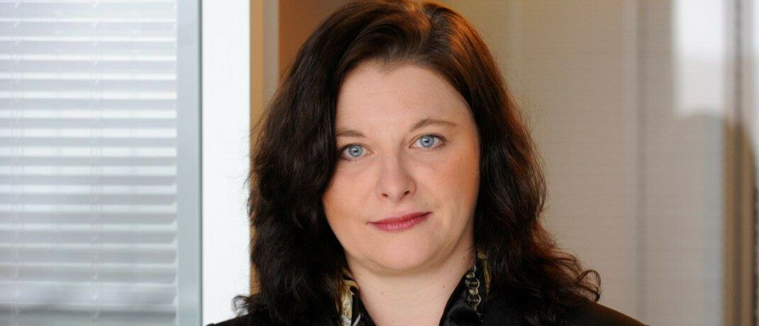 Anja Hochberg tritt ihre neue Position im Januar an.|© Swisscanto Invest