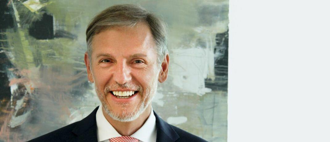 Übernimmt bei Greiff einen neuen Fonds: Hedgefonds-Manager Andreas Iske.|© Greiff