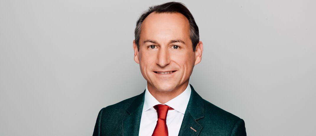 Portfoliomanager Thomas Portig vom Stuttgarter Vermögensverwalter Sand und Schott schätzt das Management des Fidelity Global Dividend.
