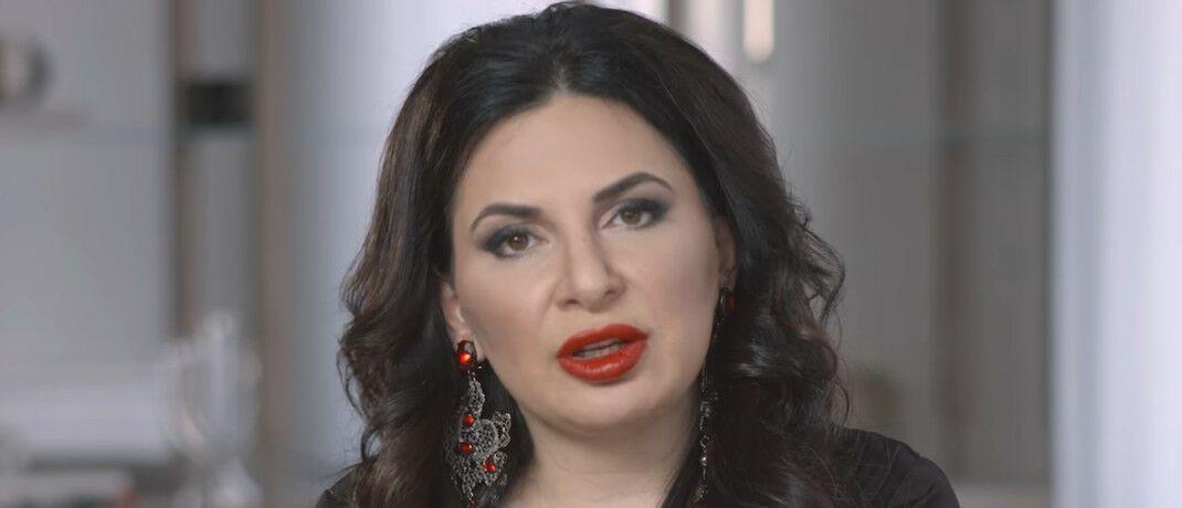 """Onecoin-Gründerin Ruja Ignatova in einem Youtube-Video im Jahr 2016: Die """"Krypto-Queen"""" ist seit 2017 untergetaucht."""