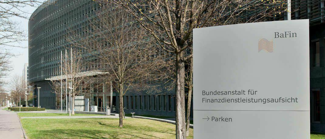 Bafin-Gebäude in Frankfurt: Die Finanzbehörde hat wieder einige Geschäftsmodelle verboten.|© Kai Hartmann Photography/Bafin