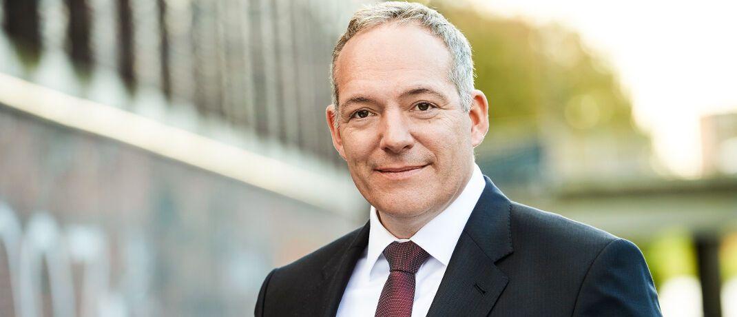 Thomas Haukje: Der neue BDVM-Präsident wirbt für die Karrierechancen als Versicherungsmakler.|© Nordwest Assekuranzmakler GmbH & Co. KG