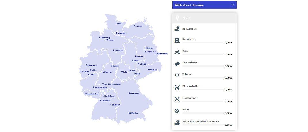 So Schneiden 30 Deutsche Grossstadte Im City Ranking Ab Das