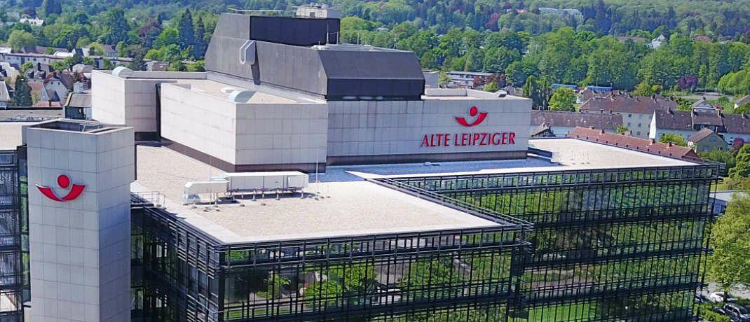 Alte Leipziger in Oberursel: Das Unternehmen senkt die Verzinsung seiner Lebensversicherungen.|© Alte Leipziger