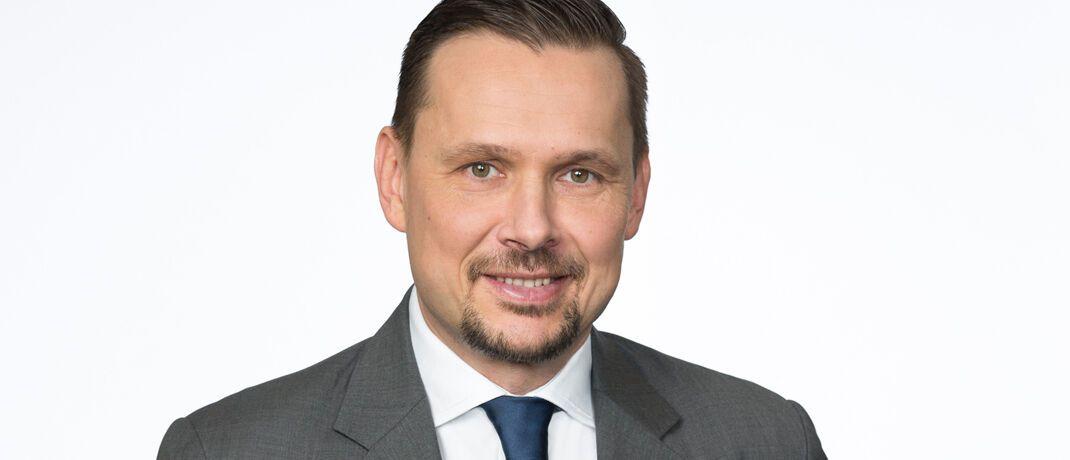 Thomas Kraus, bislang Leiter des institutionellen Vertriebs in der DACH-Region, steigt auf zum Leiter des gesamten Vertriebs|© Invesco