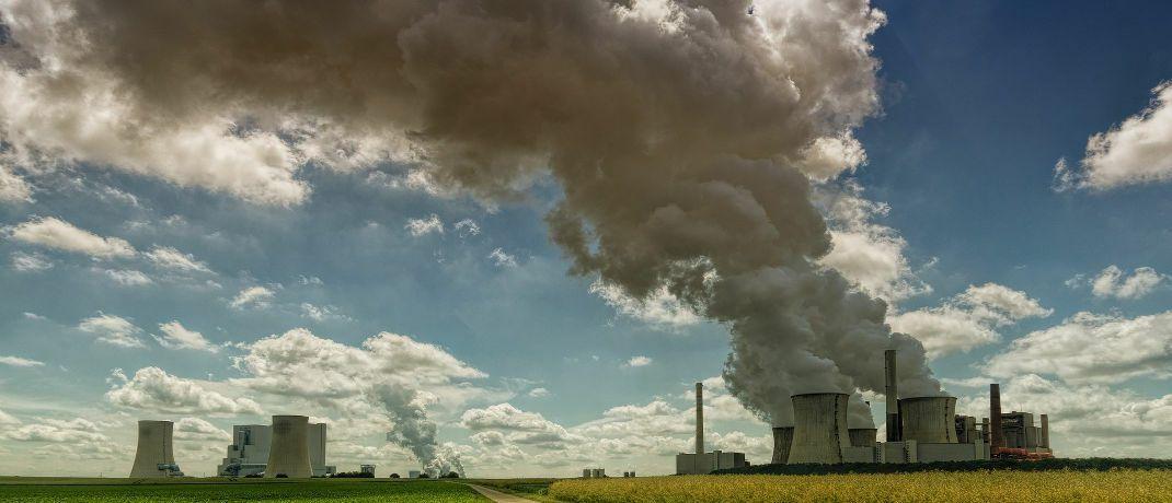 Das Kohlekraftwerk Neurath im Süden von Grevenbroich: Die Kohlebranche gilt als klimafeindlich.
