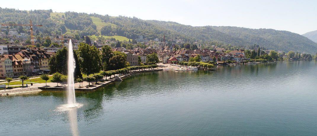 Krypto-Paradies Zug in der Schweiz: Hier hat die Seba Bank ihren Sitz.|© Tao Gutekunst / Pixabay