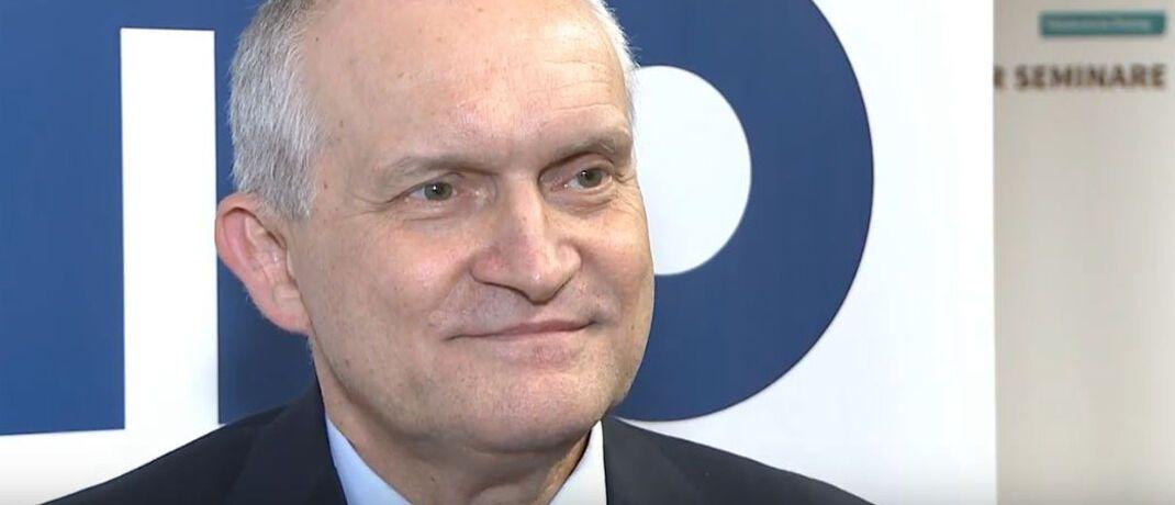 Christoph Schmidt ist Vorsitzender der Wirtschaftsweisen. © youtube / ifo institut