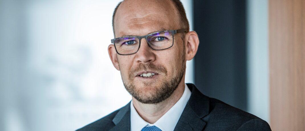 Simon Frank war zuvor bei Allianz GI als Portfoliomanager für Multi-Asset-Fonds und Dachfonds tätig.  © Pictet AM