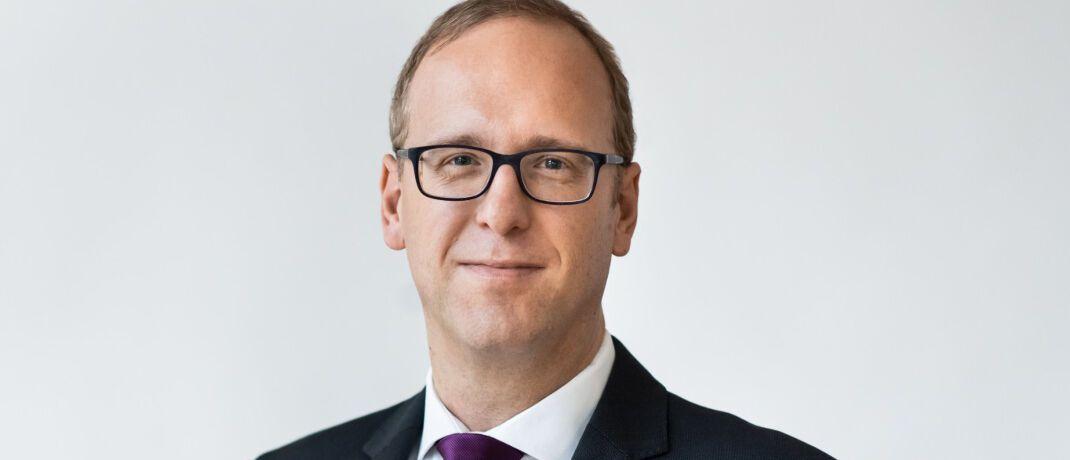 Arbeitete zuletzt für die DWS: Die Fondsgesellschaft EB-SIM hat Oliver Pfeil als Investmentchef an Bord geholt.|© Evangelische Bank