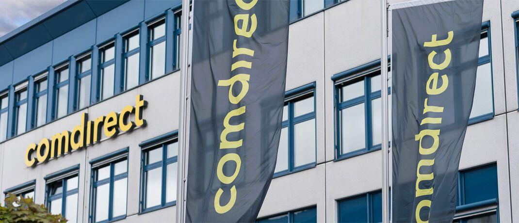 Comdirect-Zentrale in Quickborn: Die Commerzbank-Tochter erhebt Negativzinsen für Privatkunden, die mehr als 250.000 Euro auf dem Girokonto haben.