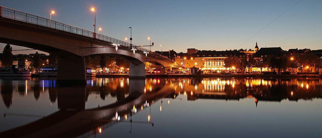 Remich in Luxemburg: In dem kleinen Land hat die LRI Group ihren Sitz.