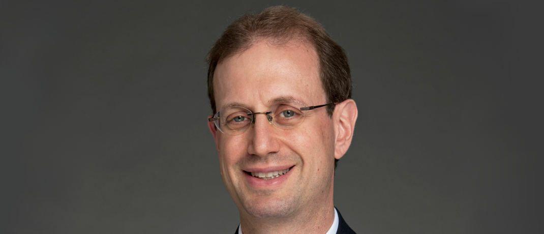 Der ehemalige Blackrock-Manager Mark Wiseman.