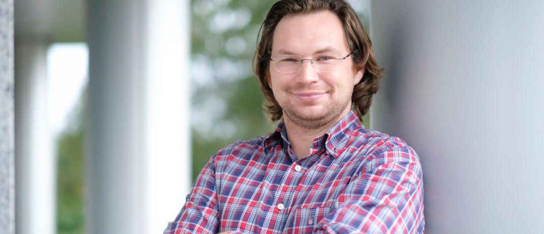 Oliver Dreiskämper: Der Robo-Experte kümmert sich ab dem Jahreswechsel um die digitale Vermögensverwaltung von Fidelity.|© Fidelity