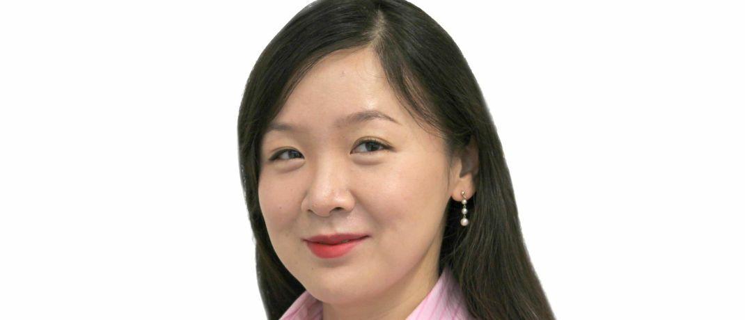 Anleihespezialistin Valentina Chen BMO