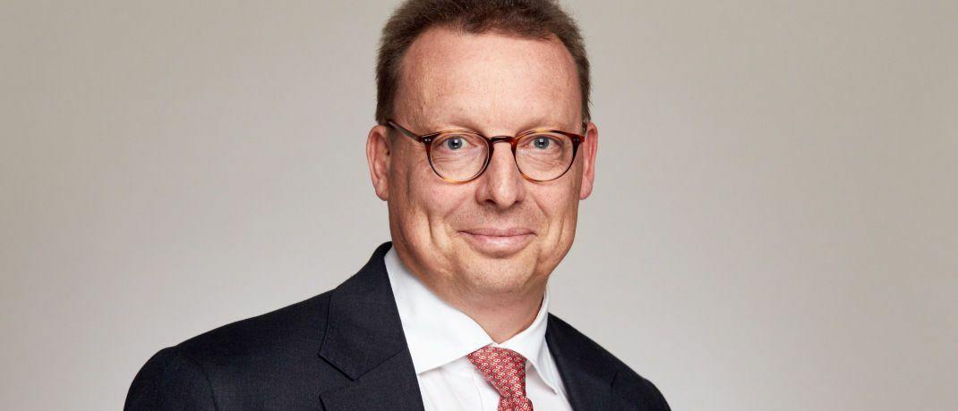 Claude Hellers: Der Ex-Vertriebschef Deutschland von Fidelity fängt bei einer Unternehmensberatung an.|© Fidelity