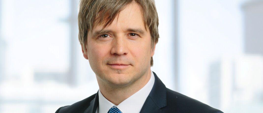 Karrieresprung nach 15 Monaten: Die Deka hat Georg Kayser zum ETF-Vertriebschef für institutionelle Anleger ernannt. |© Deka