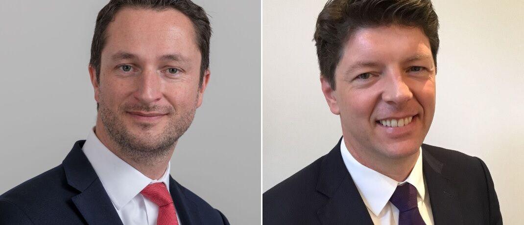 Bekleiden im Münchner Führungsteam von AB neue Positionen: Alexander Hoffmann (li.) und Markus Rottler.  |© Alliance Bernstein