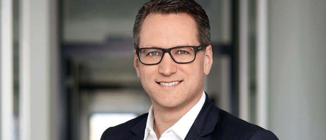 Sebastian Grabmaier: Der Vorstandschef gibt im Interview Einblick in den Kurs von JDC.|© Christian Gohdes