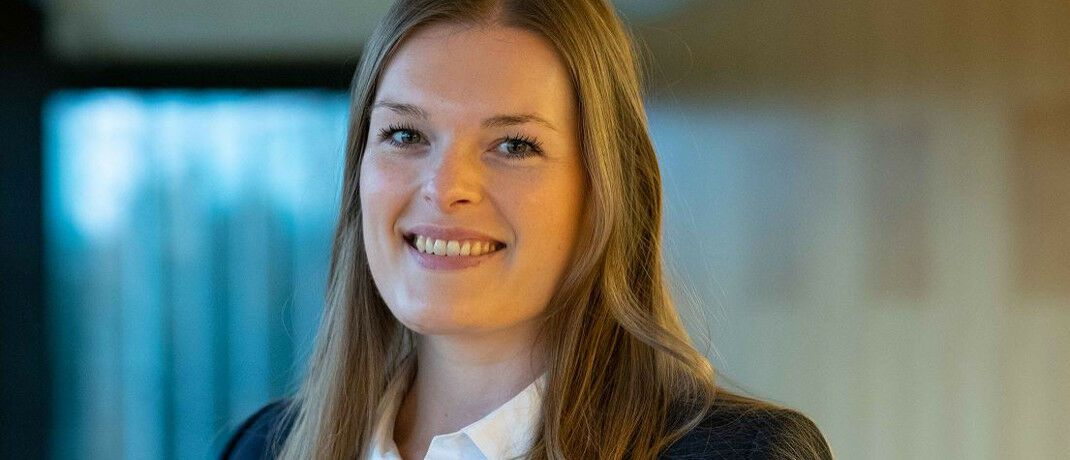 Neuerdings für BLI – Banque de Luxembourg Investments tätig: Melanie Rogoll. |© BLI