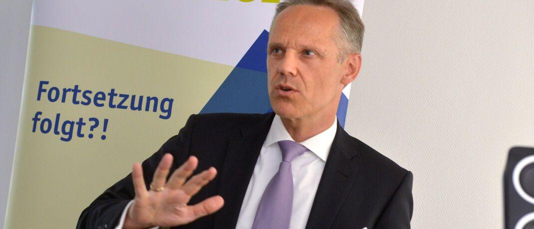 Ralf Niederdränk ist Gründer und Geschäftsführer von Genaplan, Gesellschaft für Nachfolgeplanung, und zertifizierter Finanzplaner im FPSB Deutschland organisiert © FPSB