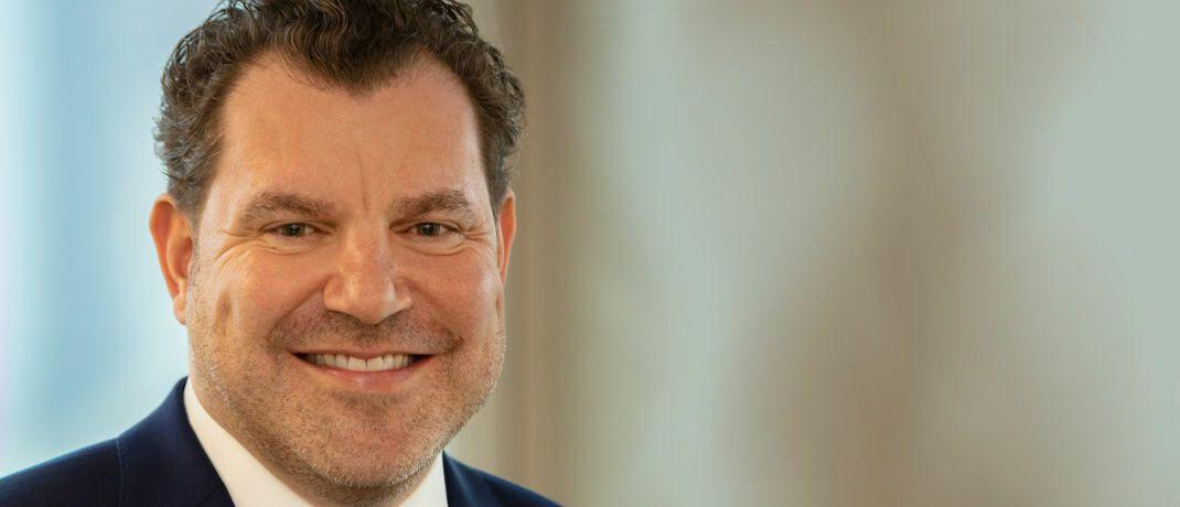 Andreas Hecker arbeitet nun bei Axa Investment Managers © Axa IM