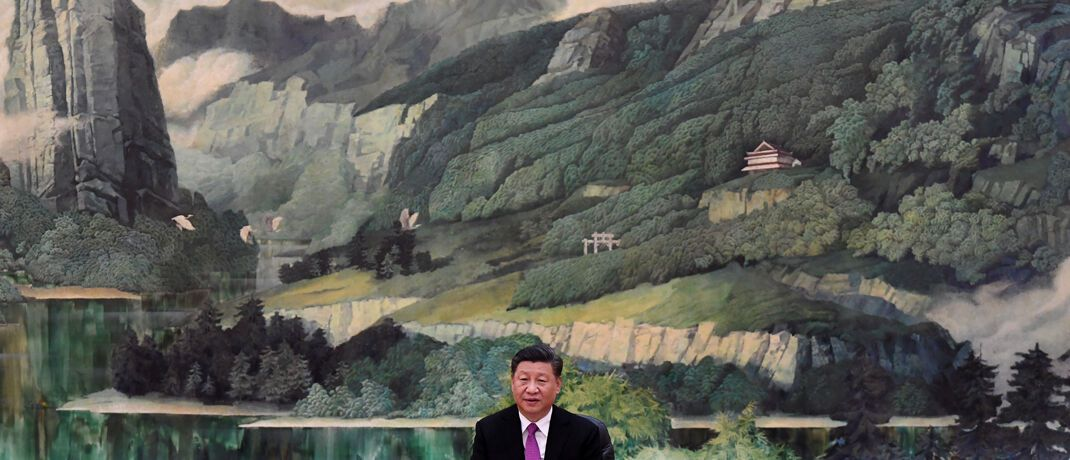 Chinas Präsident Xi Jinping|© Getty Images