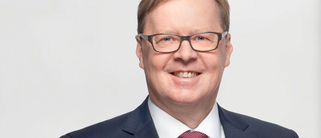 Jürgen Uwira ist Geschäftsführer der auf institutionelle Immobilieninvestments spezialisierten Project Real Estate Trust. Die Project-Gruppe legt für zwei Versicherungsgesellschaften einen neuen Fonds auf.  © Project Real Estate Trust GmbH