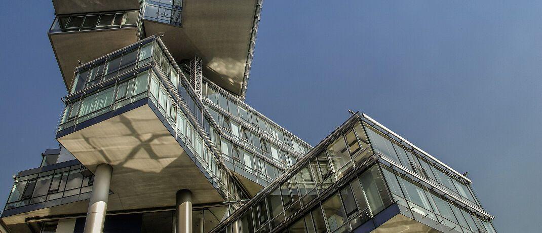 Bürogebäude der Nord/LB in Hannover: Investoren drängen in Städte außerhalb der großen Metropolen.|© Pixabay